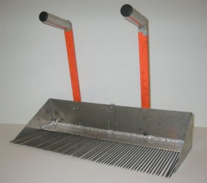 Prevention Tool - Blueberry Rake